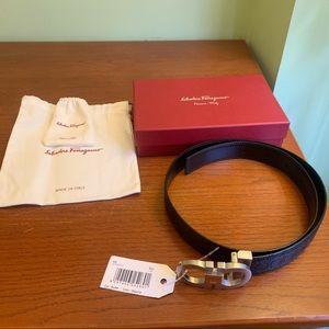 NEW SALVATORE FERRAGAMO Interchangeable belt